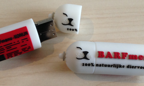 Custom Made 3D USB Stick