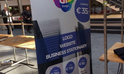 Full Color Roll-Up Banners